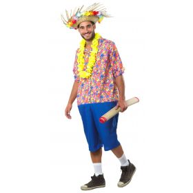 Carnival Tourist outfit