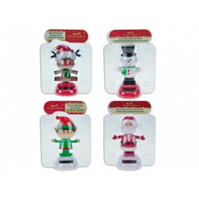 Christmas ornaments WITH LIGHT AND MOTION