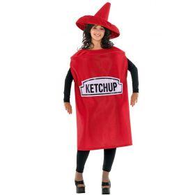 Halloween Costume Ketchup