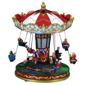 OPTIKAL Carousel MUSIC AND MOVEMENT,24 x 24 x 27 (H) cm