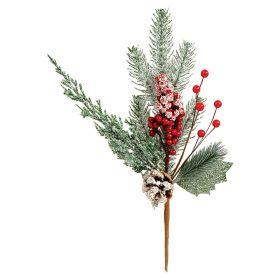 Χριστουγεννιάτικο Κλαδί Γκί 35cm
