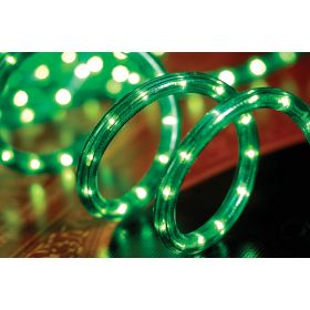 Gs Πράσινος Φωτοσωλήνας Ip20 Με Πρόγραμμα ,10 Μέτρα ,Ø13mm - 3w