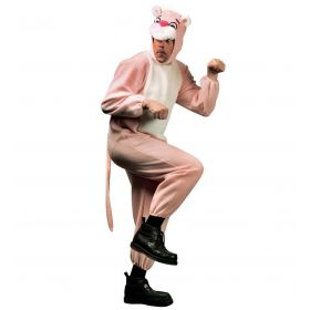 Halloween Costume Pink Panther