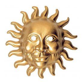 Αποκριάτικη Μάσκα Προσώπου Ήλιος
