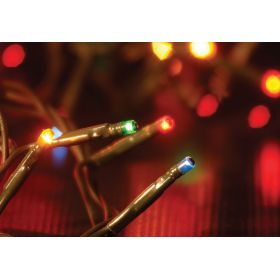Christmas Lights - Curtains