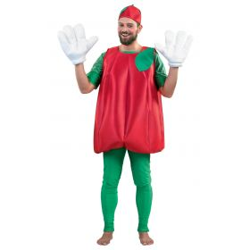 Halloween Tomato outfit