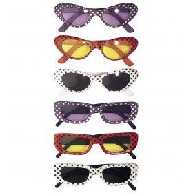 Women's Carnival Glasses