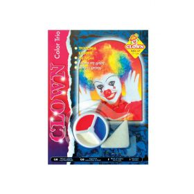 Carnival Makeup Clown 3 Colors