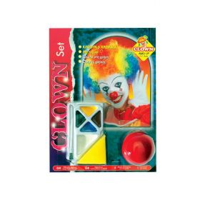 Carnival Makeup Clown
