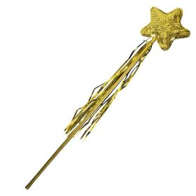 Gold Carnival Stick With Star