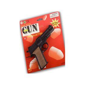 8 Σφαιρο Μεταλλικό Όπλο Αστυνομικού