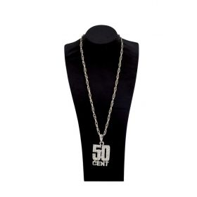 Carnival NECKLACE 50 CENT BY CHAIN