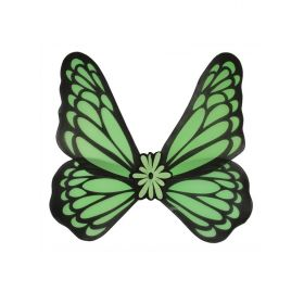 Πράσινο Αποκριάτικα Φτερά Πεταλούδας
