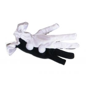 Carnival Clown Gloves 20cm