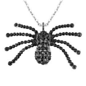 HALLOWEEN SPIDER NECKLACE