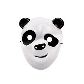 Πλαστική Αποκριάτικη Μάσκα Panda