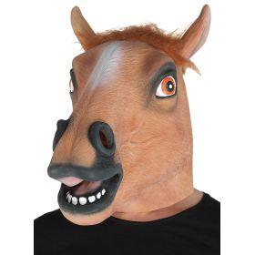 Λάτεξ Αποκριάτικη Μάσκα Άλογο