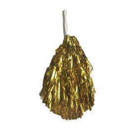 Χρυσό Αποκριάτικο Πόν Πόν Μαζορέτας