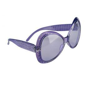 Μεγάλα Αποκριάτικα Γυαλιά Με Γκλίτερ