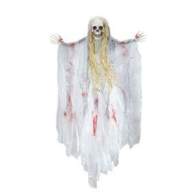 Διακοσμητικό Αποκριάτικο Φάντασμα Με Αίμα 90cm