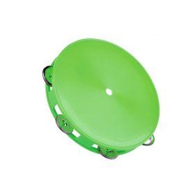 PLASTIC Carnival tambourine 20 CM