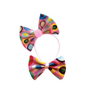 Carnival Clown Set (Bow And Cue)