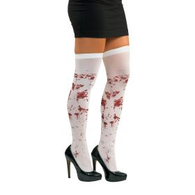 Christmas Stockings with blood