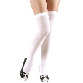 White Christmas Socks