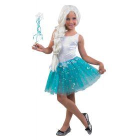 Kids Carnival Set princess [Issa ice (Skirt And stick)