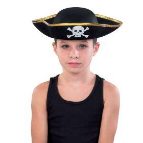 Παιδικό Αποκριάτικο Καπέλο Πειρατή