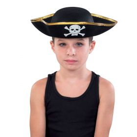 Kids Carnival Hat Pirate