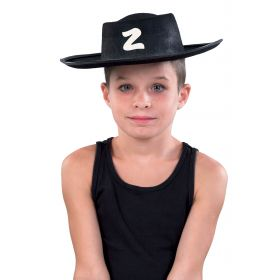 Child's Zorro Hat