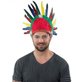 Carnival Hat Indian 35cm