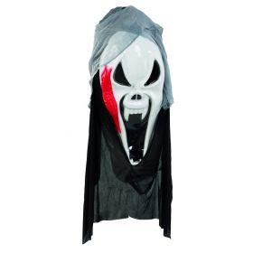 Διακοσμητική Αποκριάτικη Μάσκα Τρόμου 138cm