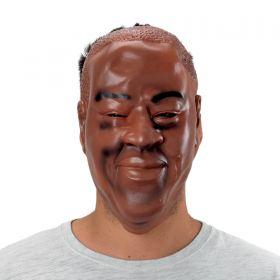 Λάτεξ Αποκριάτικη Μάσκα Σούμο