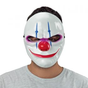 Αποκριάτικη Μάσκα Κλόουν Τρόμου