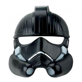Αποκριάτικη Μάσκα Μάυρου Στρατιώτη