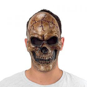 Αποκριάτικη Μάσκα Νεκροκεφαλή
