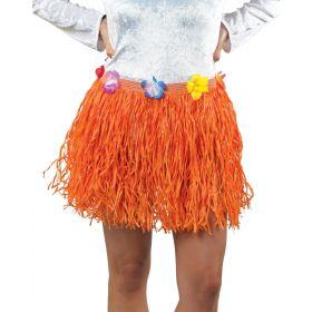 Αποκριάτικη Φούστα Χαβανέζας 40cm