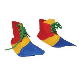 Αποκριάτικα Παπούτσια Κλόουν
