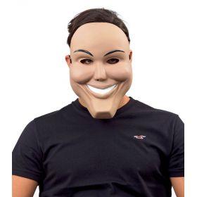 Αποκριάτικη Μάσκα Με Χαμόγελο