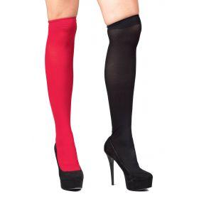 Christmas Socks (Set Red - Black)