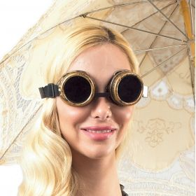 Αποκριάτικα Γυαλιά Steampunk