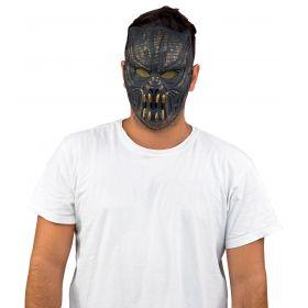 Αποκριάτικη Χρυσή Μάσκα Πάνθηρα