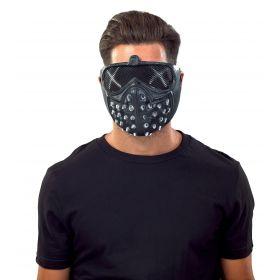 Αποκριάτικη Μάσκα Τρόμου Με Καρφιά