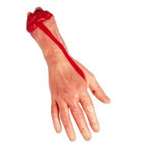 Αποκριάτικο Διακοσμητικό Χερί Με Αίματα