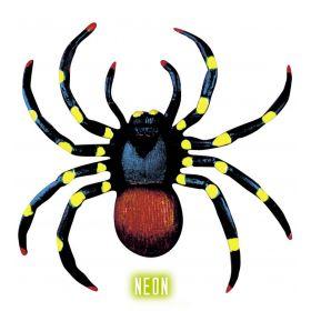 Αποκριάτικη Διακοσμητική Αράχνη 10cm