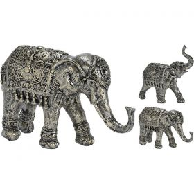 Διακοσμητικό Ελεφαντάκι Polystone