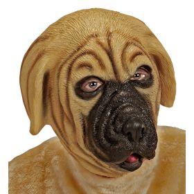 Λάτεξ Αποκριάτικη Μάσκα Σκύλος