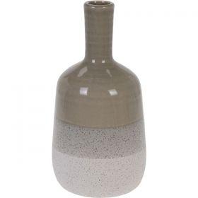 Κεραμικό Διακοσμητικό Βάζο 12 x 26(h)cm
